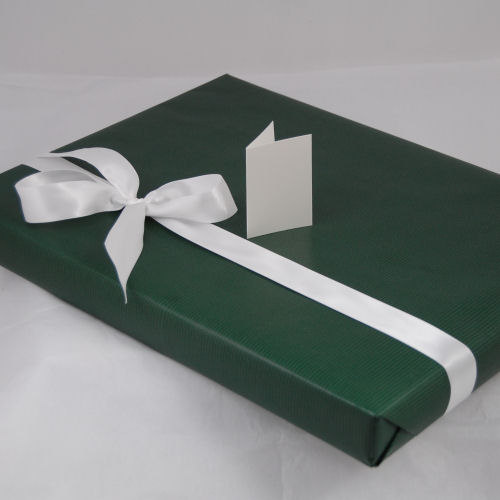Gift wrap service available