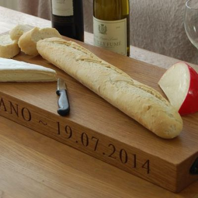 The Long Board - Personalised Wooden Serving Board