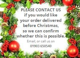 Christmas 2017 orders