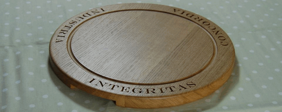 Stunning Personalised Wooden Chopping Boards