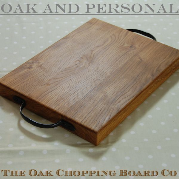 Rustic wooden cheese board, size 30x40x4cm