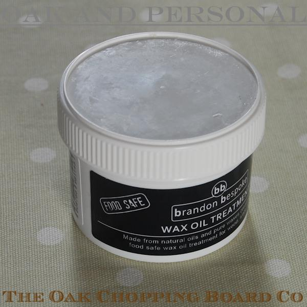Brandon Bespoke wax oil chopping board treatment