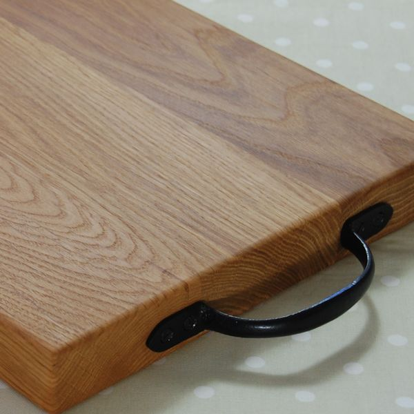 Personalised Rustic Chopping Board